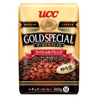 UCC - Gold Special Special Blend Coffee Beans 360g