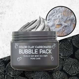 G9SKIN - Color Clay Carbonated Bubble Pack 100ml