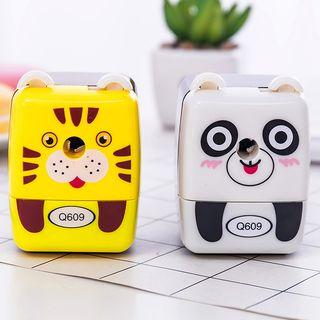 Dojia - 动物塑胶桌面铅笔刨