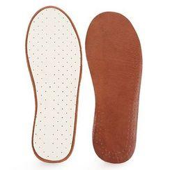 HATHA(ハタ) - Genuine Leather Shoe Insole