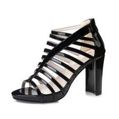 Bohemyth - 粗跟羅馬涼鞋