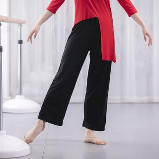 Winkplay - Wide-Leg Dance Pants