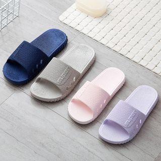 MyHome - 纯色浴室拖鞋