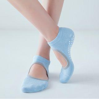 Homy Bazaar - 瑜伽袜 (两对装)