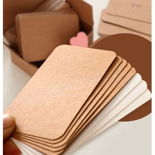 Minji - Kraft Paper  Memo Pad