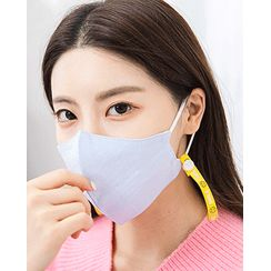 Miss21 Korea - Smiley Webbing Mask Strap