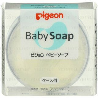 Pigeon - Baby Soap With Case