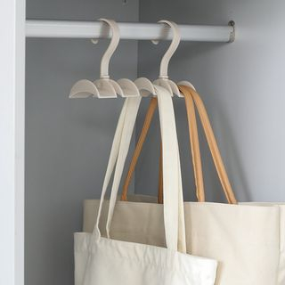 ASHIE - Plastic Hook Bag Organizer