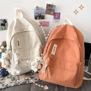 Rocktail - Applique Canvas Backpack