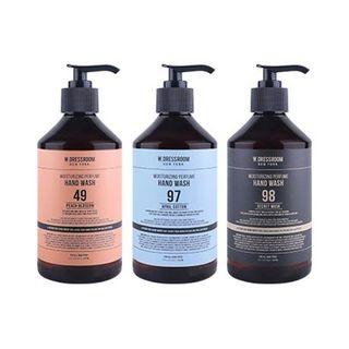 W.DRESSROOM - Perfume Hand Wash - 3 Types