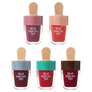 Etude House 伊蒂之屋 - Dear Darling Water Gel Tint - 5 Colors