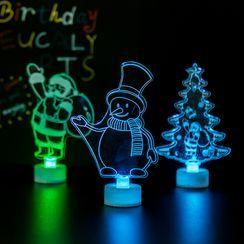 Dukson - Christmas LED Night Lamp