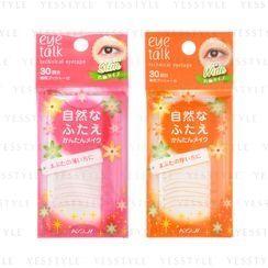 Koji - Eyetalk Technical Eyetape 30 pairs - 2 Types