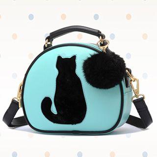北包包 - 猫咪造型手提包
