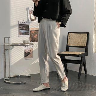 VEAZ - Straight-Fit Dress Pants