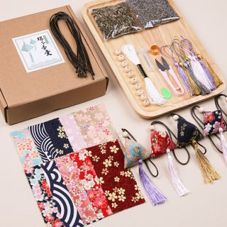 Anffleur - Embroidery Fragrance Sachet DIY Kit