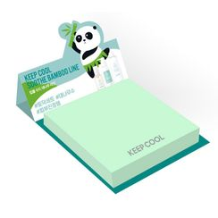 KEEP COOL - Free Gift - Soothe Bamboo Line Memo Pad