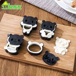 Home Simply - Panda Cookie Mold