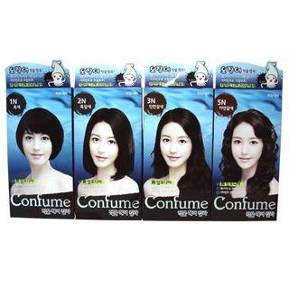 Kwailnara - Confume Squid Ink Hair Color - 4 Colors