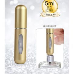 Litfly - Fragrance Spray Bottle (Matte Gold) (5ml)