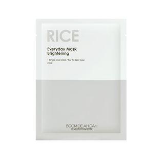 BOOM DE AH DAH - Everyday Mask Rice 1pc