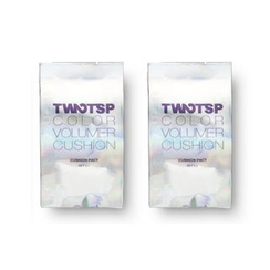 TWOTSP - Color Volumer Cushion Refill - 2 Colors