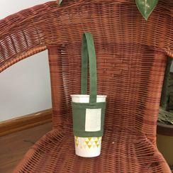Libra - Canvas Reusable Coffee Sleeves