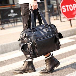 ETONWEAG - Faux-Leather Carryall Bag