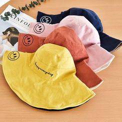 Parafae - 刺繡漁夫帽