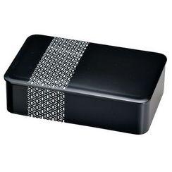 Hakoya - Hakoya Mens One Layer Lunch Box Hisago White
