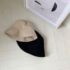 CHERRYKOKO - Cotton Bucket Hat