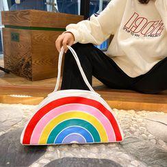 Youme - 彩虹帆布手提袋