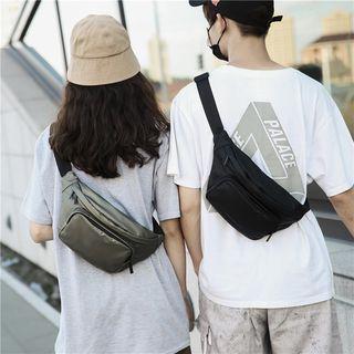 Carryme - Couple Matching Nylon Belt Bag