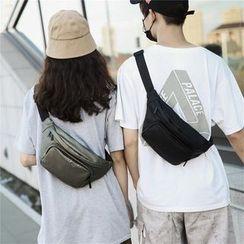 Carryme - 情侶款尼龍斜背包