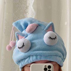 Intimo - Monster Coral Fleece Hair Drying Towel