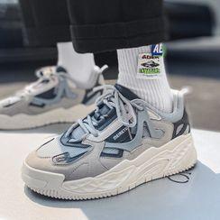 Lazi Boi - Platform Sneakers