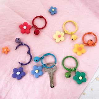 Chichat - Resin Flower Keyring