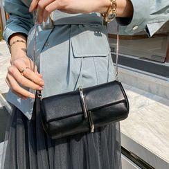 DABAGIRL - Metal-Frame Shoulder Bag