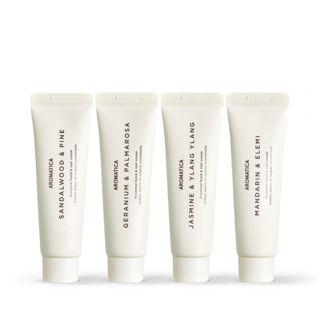 AROMATICA - Essential Hand & Nail Cream - 4 Types
