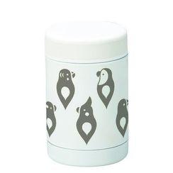 Hakoya - Hakoya Stainless Food Pot Little Birds GY