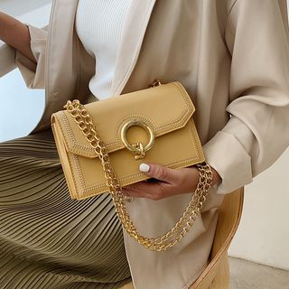 Shinian - Chained Strap Crossbody Bag
