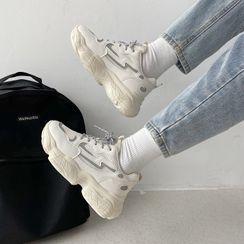 Margaux Jo - Platform Sneakers