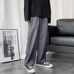FOEV - Straight Leg Dress Pants