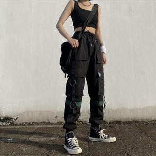 Malnia Home - Cargo Jogger Pants