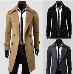 Kieran - Double Breasted Coat