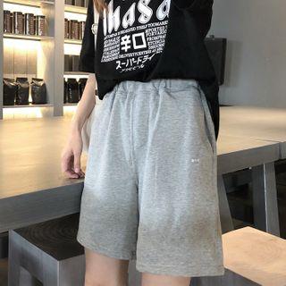 Mushini - Elastic-Waist Sweatshorts