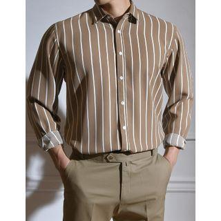 STYLEMAN - Pinstripe Summer Shirt