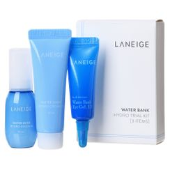 LANEIGE - Water Bank Hydro Trial Kit
