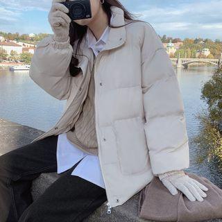 Leoom - Padded Zip-Up Jacket