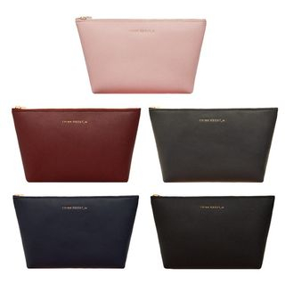 iswas(イズワズ) - 'With Alice' Series Triangle Pouch - (L)